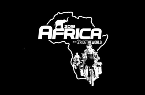 2ridetheworld Africa 2019