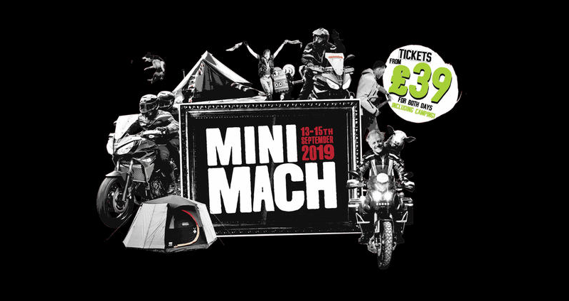 Nick Sanders Mini Mach festival