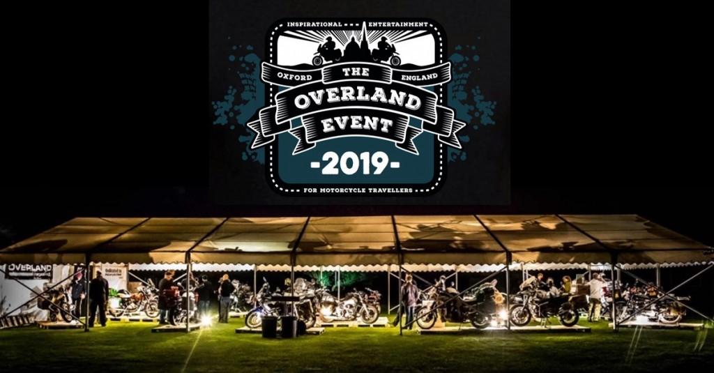 Overland Event 2019 Oxfordshire