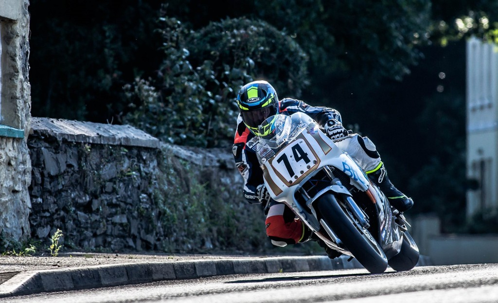 Steve Moody Manx Grand Prix 2019